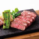 【ホルモンフリー】若姫牛ヒレ肉 炭火焼ステーキ