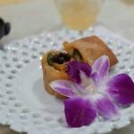 トゥ・ラ・ジョア - 天然鮎の一皿