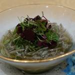 トゥ・ラ・ジョア - 翡翠麺