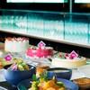 シャンパン・バー - 料理写真:週替りのシャンパン・バーランチとケーキブッフェをお楽しみください。