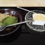 ぬふ・いち - 和スイーツとミルクレープ