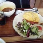 ぬふ・いち - 鎌倉野菜のオムカリーセット