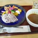 ぬふ・いち - 鎌倉野菜のスープカリーセット