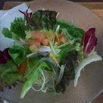 キッチン トモエ - サラダ