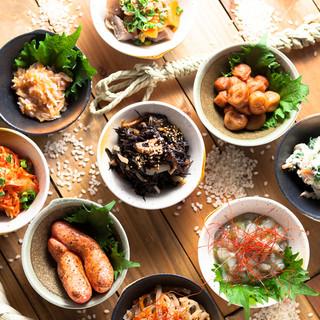 【ほっこりお惣菜】日本酒、土鍋ご飯に合うお惣菜ご用意してます