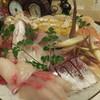 本浜 - 料理写真:刺身大皿