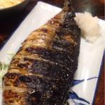Makoto - メインの焼き鯖