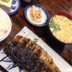 Makoto - 焼き鯖定食 (900円)
