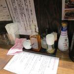 煮干し中華そば 麺屋 新星 - 2016/06