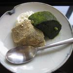 ぬふ・いち - 抹茶ときな粉の和スイーツ
