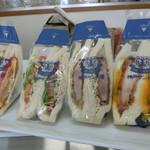 神戸サンド屋 - 料理写真: