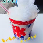 塚本氷問屋 - 料理写真:かき氷〜せんじ〜