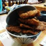 レストラン ふくしん - Mさんの「かつ丼(大)」