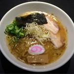 52615936 - 麺の坊晴天 鶏白湯しょうゆ 750円