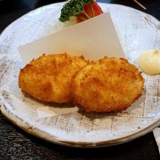 とんかつあさくら - 料理写真:クリームコロッケ