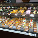 ブーランジェヤマダ - ケーキのショーケース