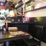 イムキッチン - 『タイのプーケットにある人気レストランでの料理経験もあるオーナーが、 タイ料理を中心に、初心者にも食べやすくアレンジしたアジアンフード』のお店だそうです。