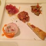 La cucina del Covo - 前菜