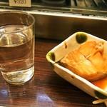 平野屋 - お酒 & カレイの煮付け
