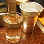 平野屋 - お酒(老松)