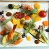 レストラン ママ - 料理写真:契約農家さんのお野菜