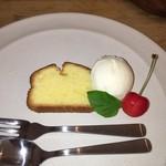イタリア食堂 Necco - フローズンヨーグルト