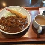 Guriruchiyoda - 「えびフライカレー」580円