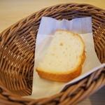 アルコバレーノ - パン