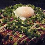 陸 - 料理写真:人気メニュー!!山芋たっぷり 陸お好み 913円
