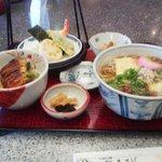 鶴喜そば - 鶴喜そば:お昼のおすすめ980円!