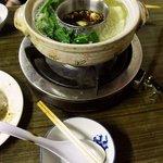 銚子屋 - 湯どうふ500円