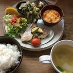 52630006 - 今週のプレート/魚(900円)