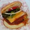 ケーズ ピット - 料理写真:チーズバーガー