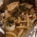 PATISSERIE & BRASSERIE RUBETTA - お魚のホイル包み