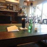 アオイクカフェ - 不思議に落ち着いた空間