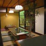 京富庵 - 座敷席