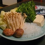 京富庵 - 野菜