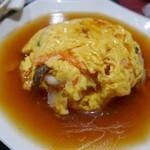 中国料理 白楽天 - 蟹玉