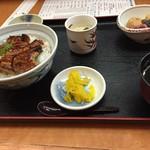 素材蔵 福吉 - 肉厚のある鰻