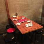 Usagishokudou - テーブル席