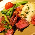 キッチン CACCIATORA - 和牛ステーキ