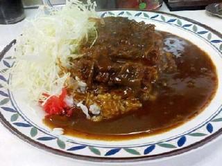 キッチン南海 井荻店 - カツカレー