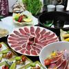 凪 - 料理写真:鴨しゃぶコース