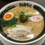 麺堂 傾奇者 - 傾奇者辛うま味噌らーめん ¥750