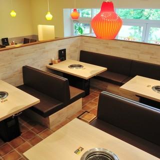 最大60名様まで◎カフェのようなオシャレな空間でごゆるりと