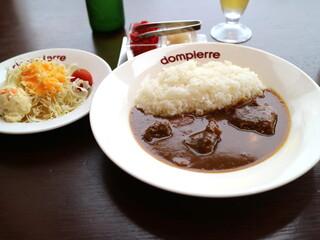 洋食ビストロ ドンピエールハート - 黒毛和牛のビーフカレー
