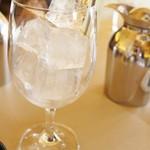 Salon de KANBAYASHI - 冷茶用の氷