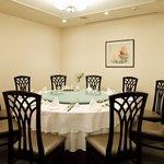 中国料理 桃華樓 - ターンテーブル完備の個室。グループでの利用も。