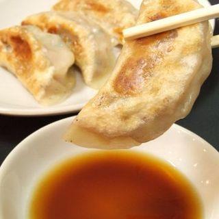 大人気!焼き餃子(4個)
