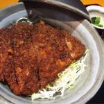 なごみ - 料理写真:ソースかつ丼